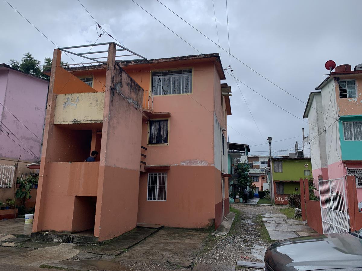 Foto Departamento en Venta en  Unidad habitacional Infonavit Pomona,  Xalapa  FRACC. POMONA XALAPA VER, DEPARTAMENTO EN VENTA, SOLO CONTADO, 2 RECAMARAS