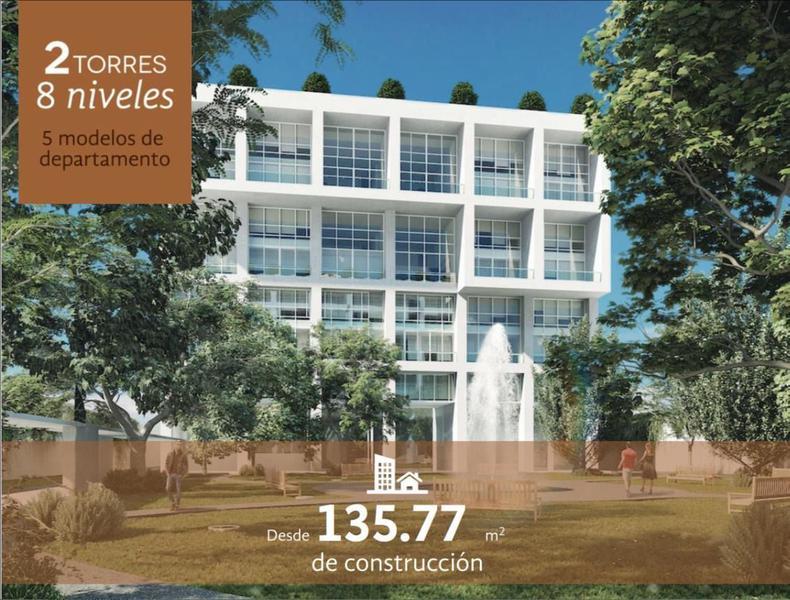 Foto Departamento en Venta en  Coaxustenco,  Metepec  Condominio en Venta San Patricio en Metepec