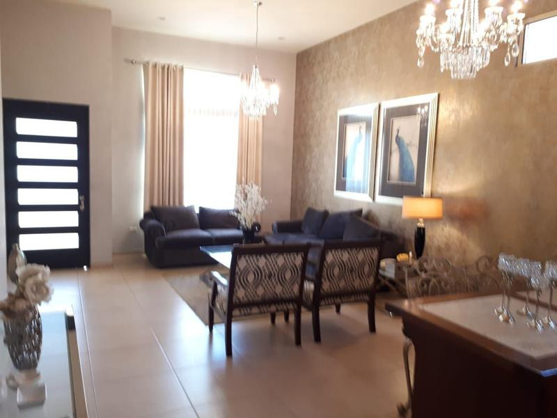 Foto Casa en Renta en  Monterosa Residencial,  Hermosillo  CASA RENTA AMUEBLADA MONTEROSA RESIDENCIAL
