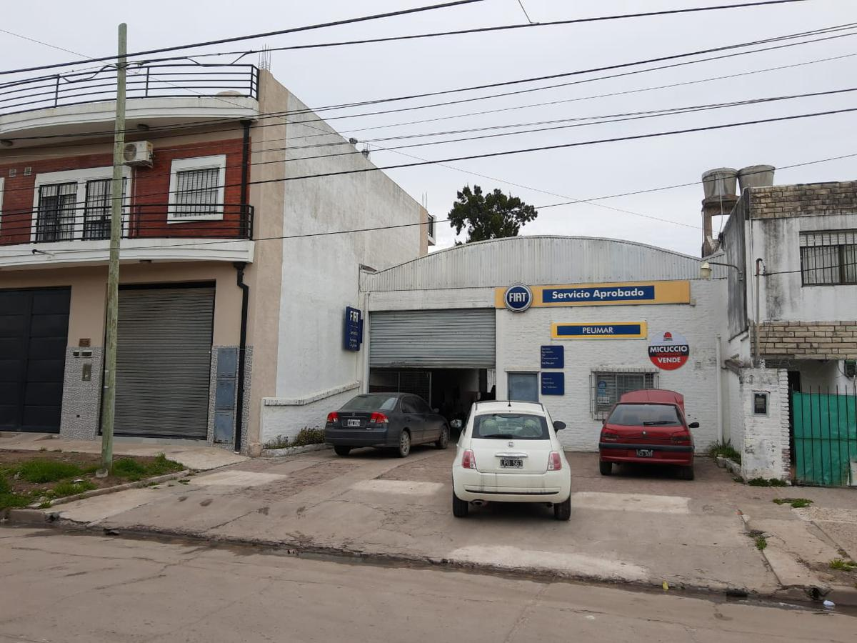 Foto Galpón en Venta en  Belen De Escobar,  Escobar  Remedios de Escalada 644