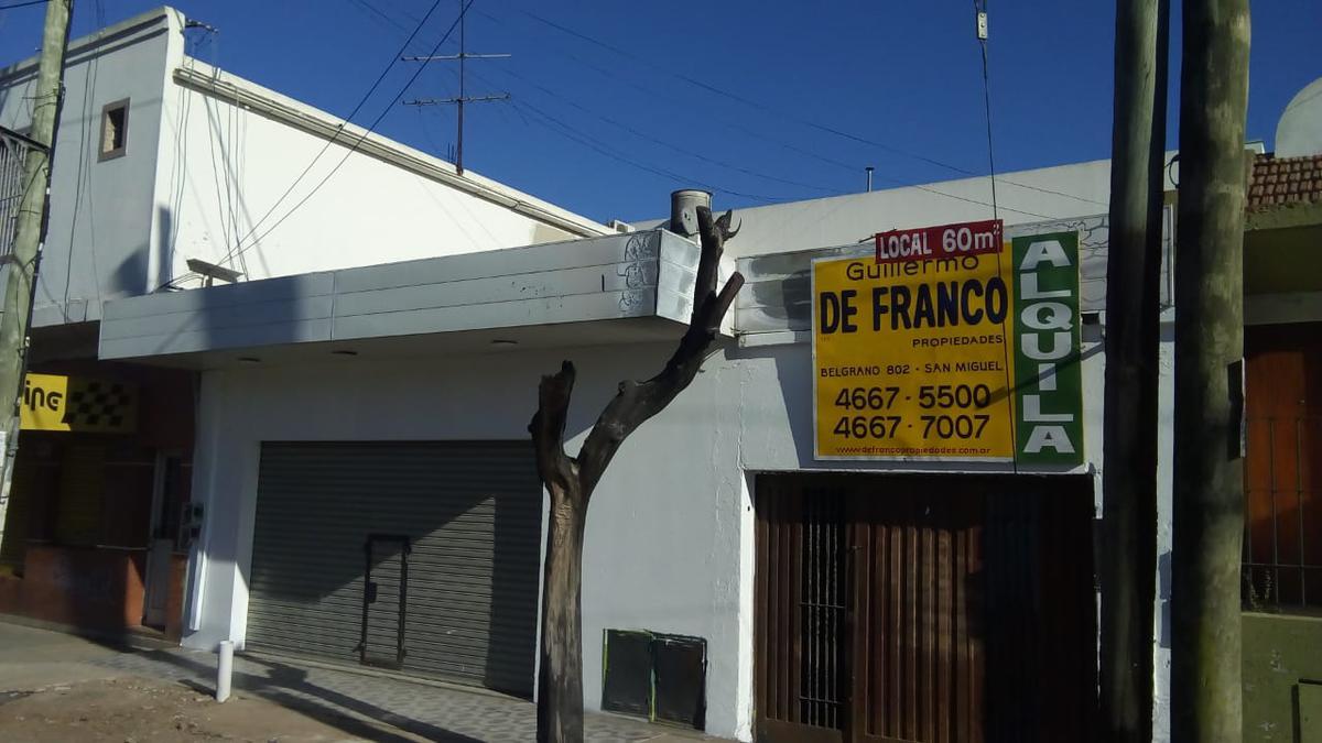 Foto Galpón en Alquiler en  Los Polvorines,  Malvinas Argentinas  Avenida Arturo Illia 4911