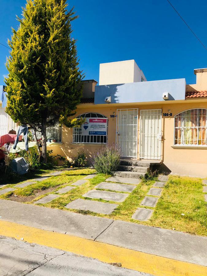 Foto Casa en Renta en  La Loma,  Zinacantepec  Loma II