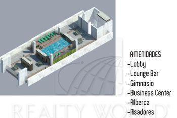 Foto Departamento en Venta en  Tecnológico,  Monterrey  Departamento en Pre-venta en la exclusiva Torre Shiro- Zona TEC (AAH)