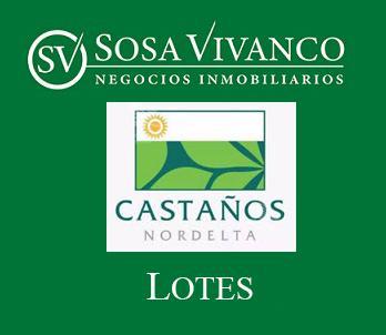 Foto Terreno en Venta en  Los Castaños,  Nordelta  Castaños Lotes