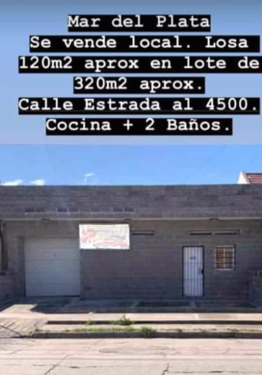 Foto Local en Venta en  Mar Del Plata ,  Costa Atlantica  ZACAGNINI Local en VENTA