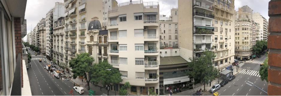 Foto Departamento en Alquiler en  Recoleta ,  Capital Federal  Callao al 1600