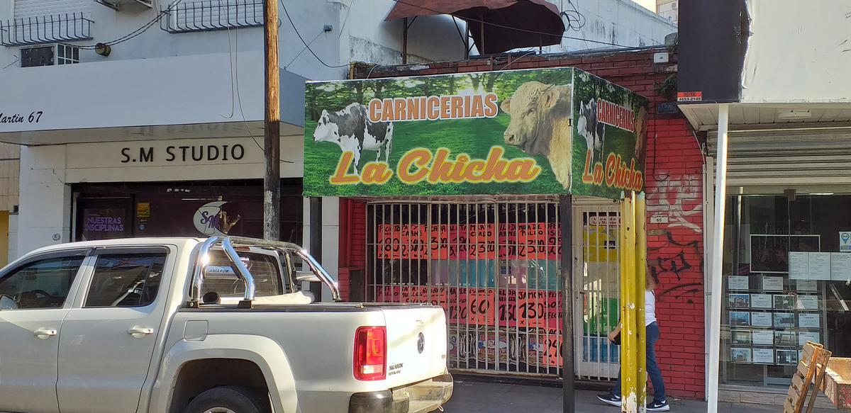 Foto Local en Alquiler en  Ramos Mejia,  La Matanza  Av. Gral. San Martin 65