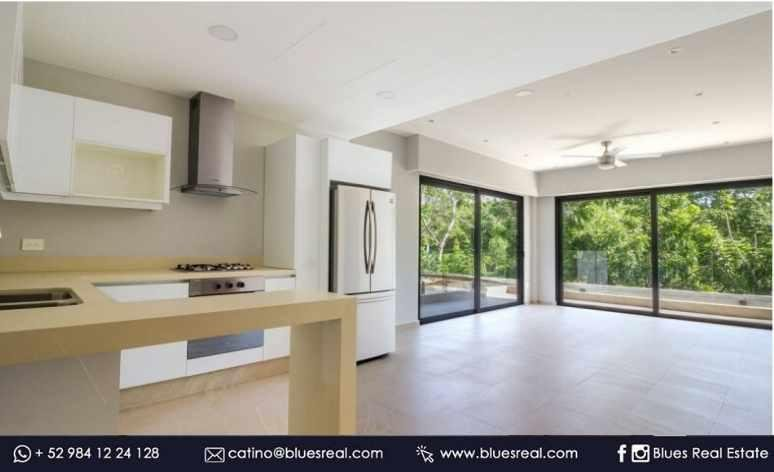 Picture Apartment in Sale in  Tulum ,  Quintana Roo  Awesome condos at Natura Apartments in Playa del Carmen | Blues Real | Code 647