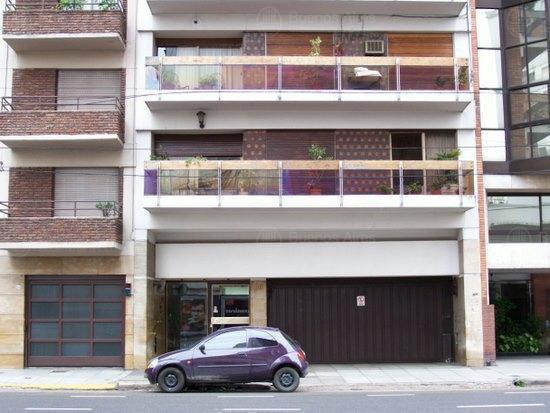 Foto Departamento en Alquiler en  Barrio Norte ,  Capital Federal  Av Córdoba 2761  13º  A
