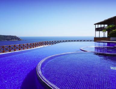 Foto Departamento en Venta en  Brisas del Marqués,  Acapulco de Juárez  Departamento tipo PentHouse en venta, Acapulco Punta Marques, espectacular vista, 50m2 de terraza privada