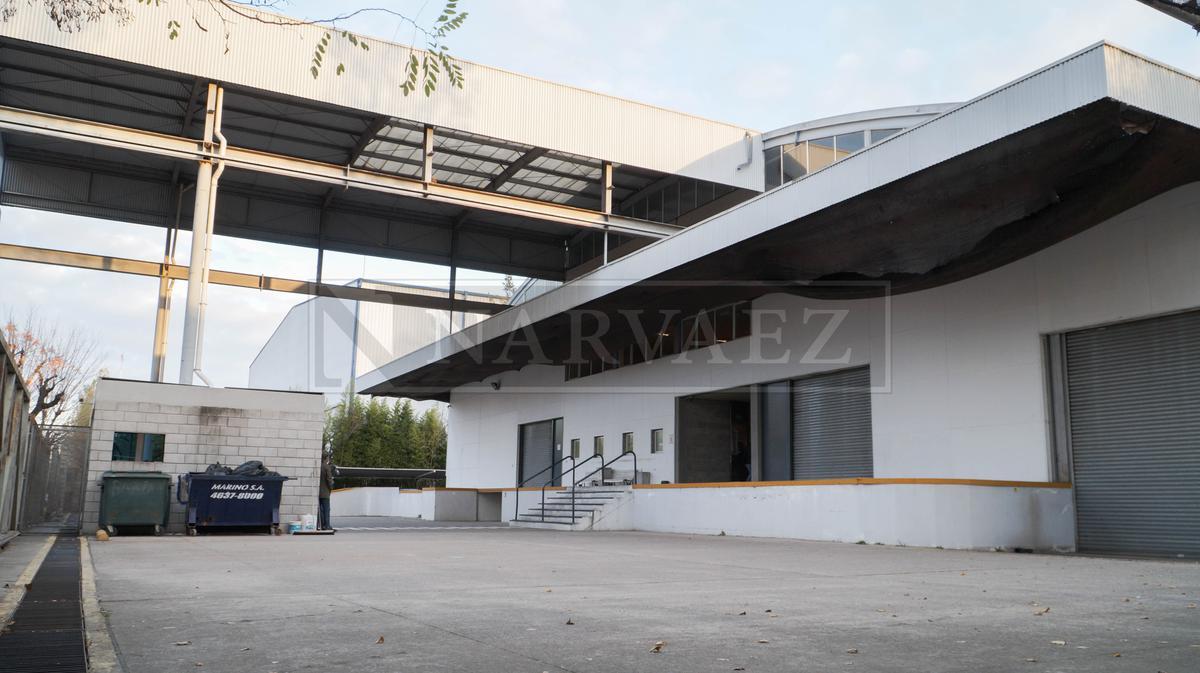 Nave Industrial - El Talar-40