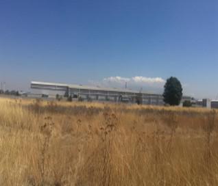 Foto Terreno en Venta en  Pueblo San Francisco Ocotlán,  Coronango  VENTA DE TERRENO INDUSTRIAL, AUTOPISTA, FRENTE A VW