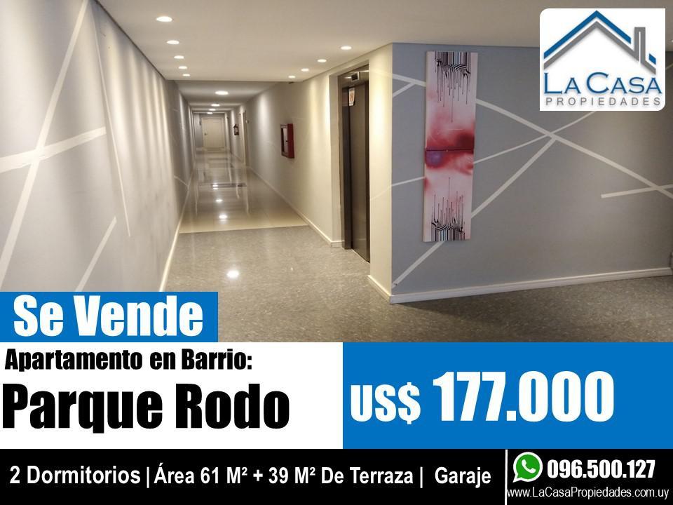 Foto Apartamento en Venta en  Parque Rodó ,  Montevideo  Dr. Pablo de Marìa al 1200