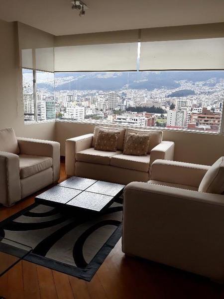 Foto Departamento en Alquiler en  González Suárez,  Quito  HUMBOLDT