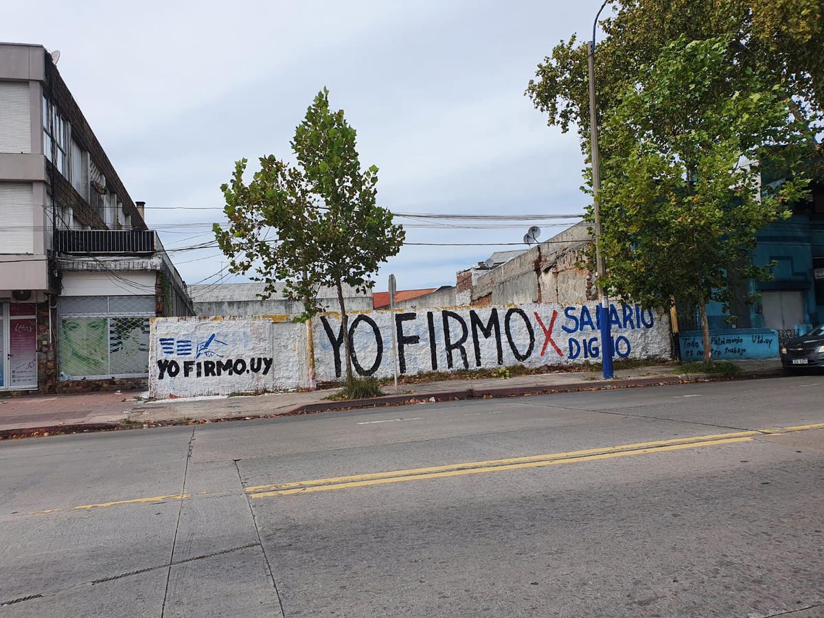 Foto Terreno en Venta en  Unión ,  Montevideo   8 DE OCTUBRE Y VERA, PADRÓN 38637