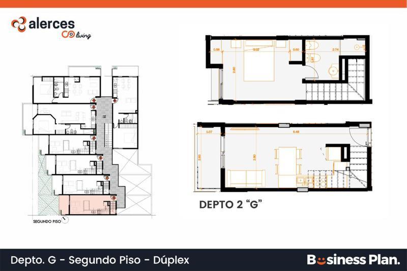 Foto Departamento en Venta en  Guemes,  Cordoba Capital  Alerces Co Living- Belgrano y Santiago Temple