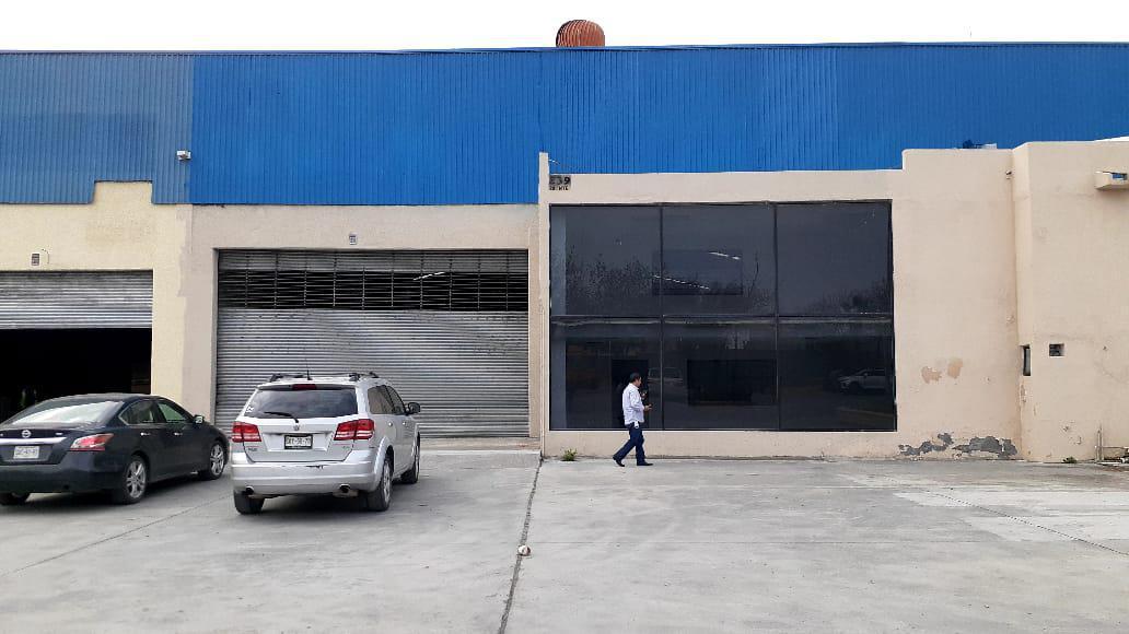 Foto Bodega Industrial en Renta en  Guadalupe ,  Nuevo León  BODEGA EN RENTA DE 1264 METROS EN PARQUE INDUSTRIAL GUADALUPE NUEVO LEÓN | GUADALUPE