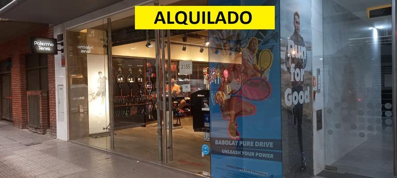 Foto Local en Alquiler en  Palermo ,  Capital Federal  Borges al 2101
