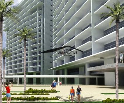 Foto Departamento en Renta en  Cancún Centro,  Cancún  RENTA DEPARTAMENTO DE LUJO, SKY CANCÚN RESIDENCES