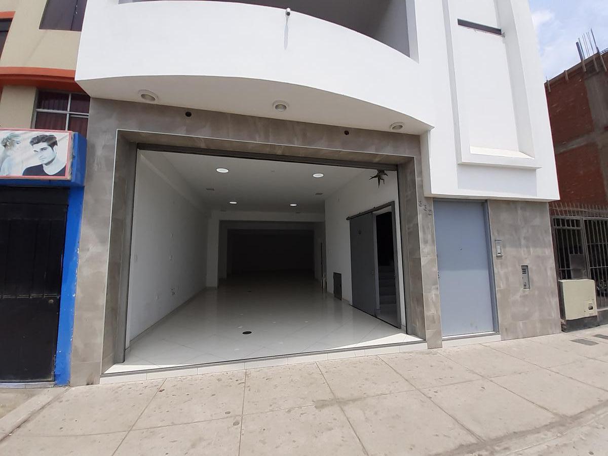 Foto Local en Alquiler en  Los Olivos,  Lima  Av. Angélica Gamarra