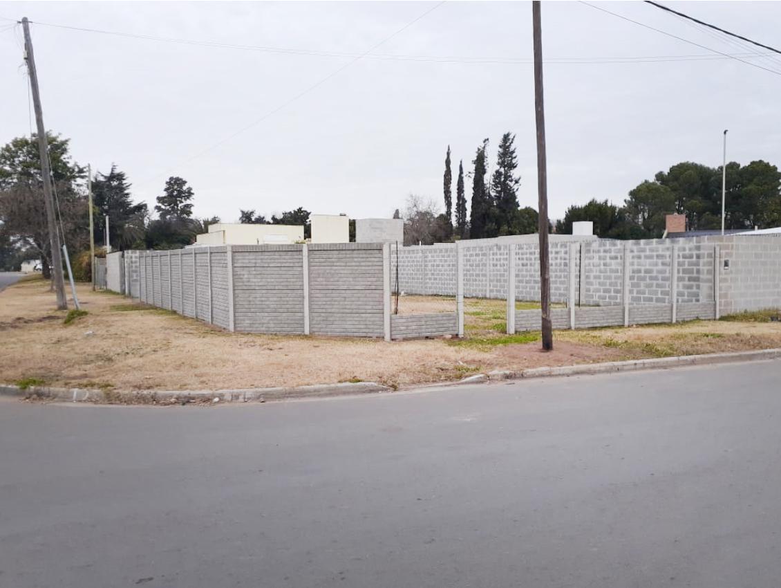 Foto Terreno en Venta en  General Pico,  Maraco  Calle 6 Esq. 37