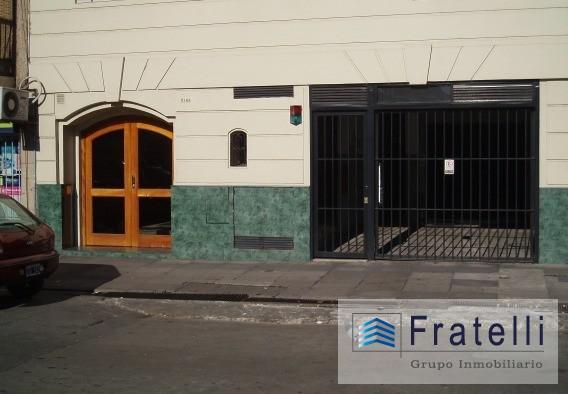 Foto Cochera en Alquiler en  Palermo ,  Capital Federal  Santa fe al 5300