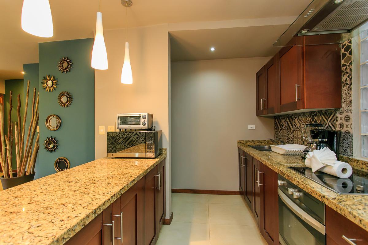 Foto Departamento en Renta en  Solidaridad ,  Quintana Roo  Nolita 204 2 habitaciones 5 Av. y Calle 24