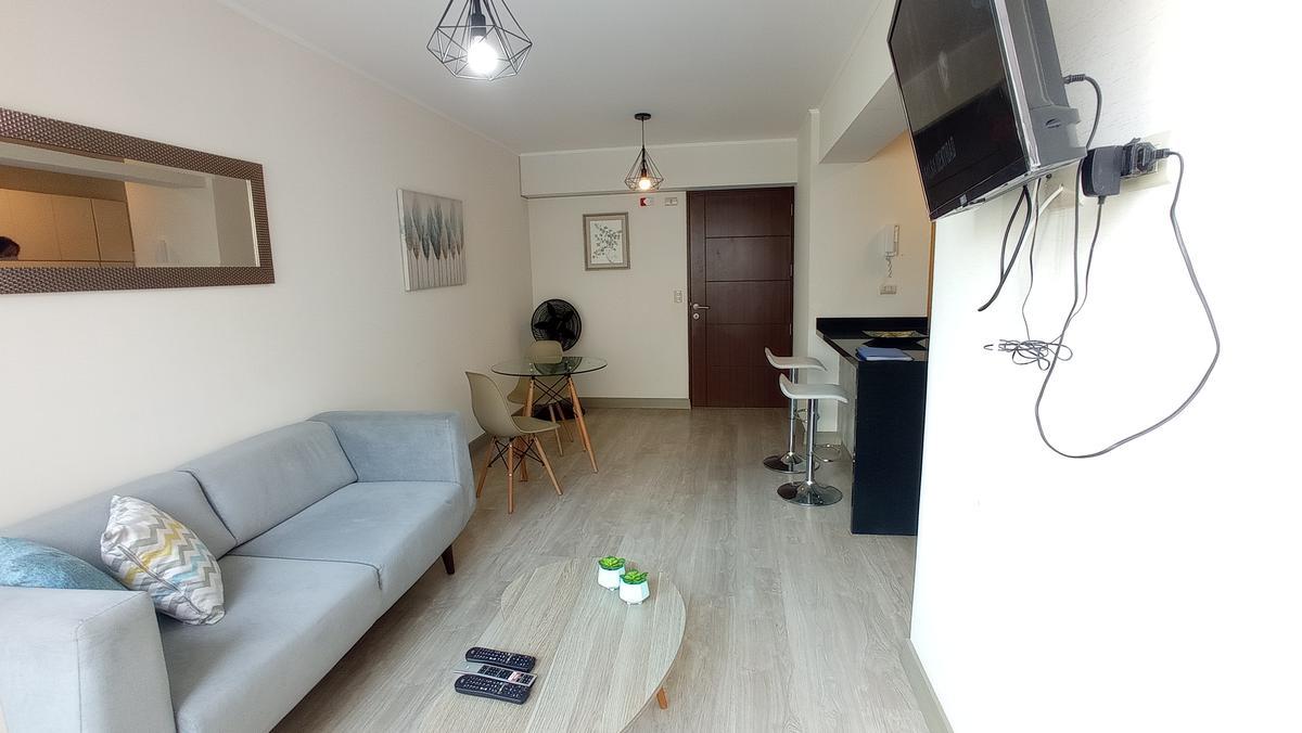 Foto Departamento en Alquiler en  San Isidro,  Lima  Alquilo departamento AMOBLADO en calle Perricholi, San Isidro
