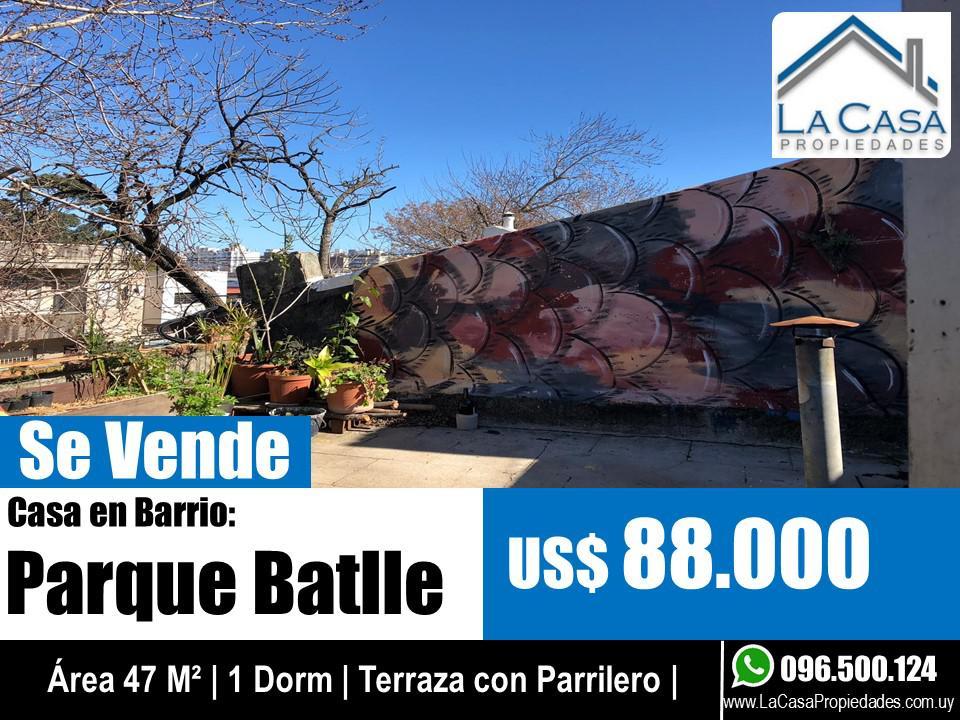 Foto Casa en Venta en  Parque Batlle ,  Montevideo  Capitan Videla al 3100
