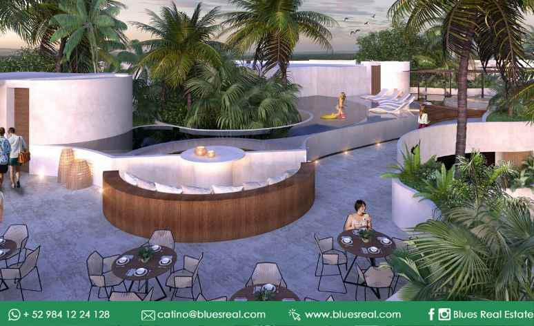 Picture Apartment in Sale in  Tulum ,  Quintana Roo  New condos in Anah Tulum Hunab - Code 569 - Blues Real