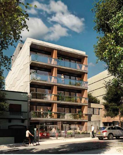 Foto Apartamento en Venta |  en  Pocitos Nuevo ,  Montevideo  Pereyra de la Luz - Urban III