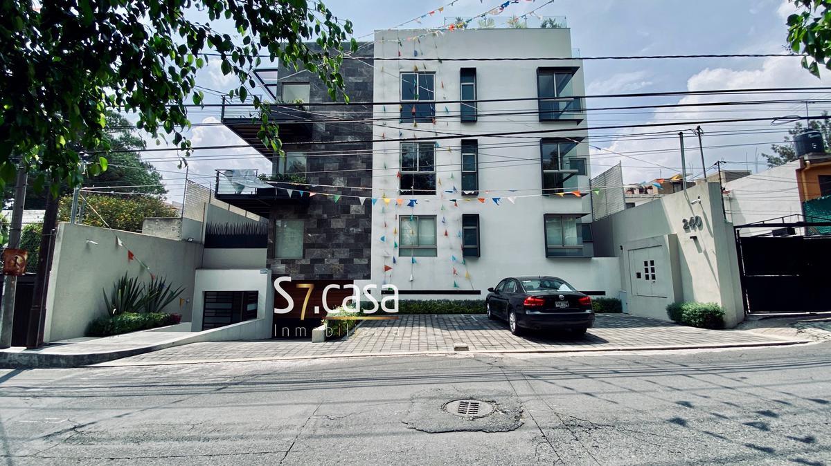 Foto Departamento en Venta en  Las Aguilas,  Alvaro Obregón  Departamento en venta, Las Aguilas, Roof garden privado, Amplio balcon.