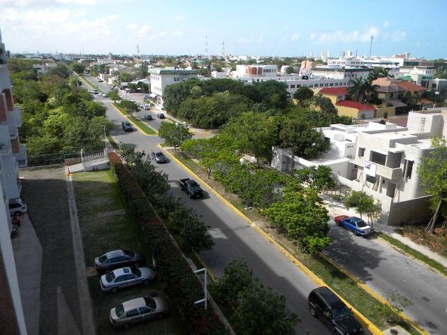 Foto Departamento en Renta en  Supermanzana,  Cancún          Supermanzana 16. Horizontes Cancún. Bonito Departamento  en Renta de 3 Recámaras. Avenida Nizuc, Cancún Quintana Roo
