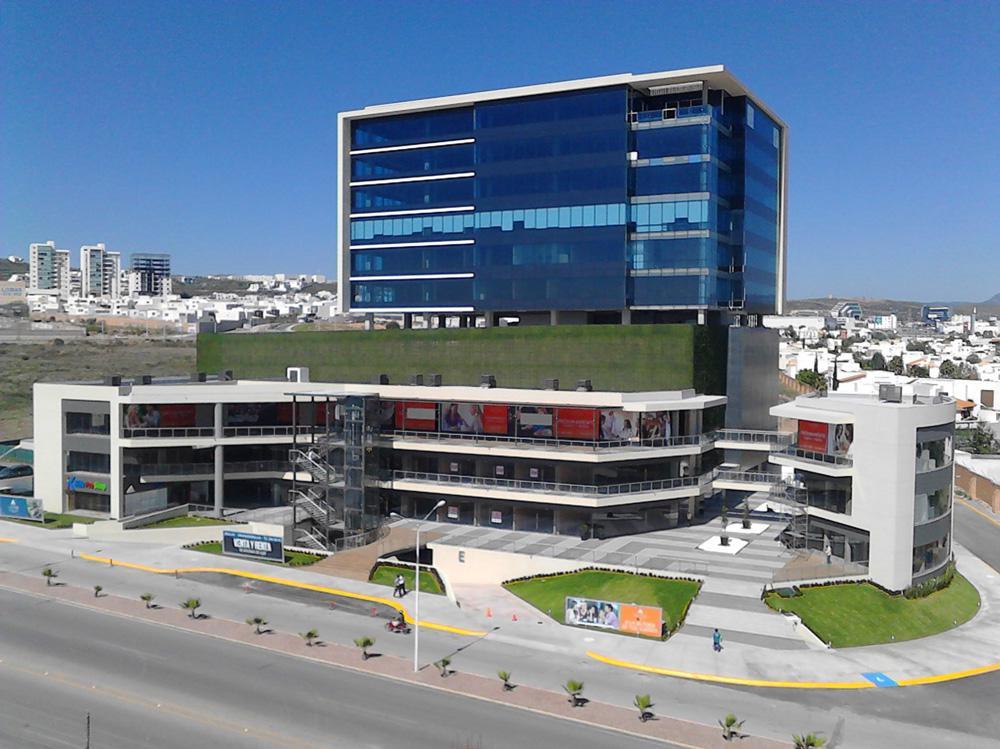 Foto Oficina en Renta en  Villantigua,  San Luis Potosí  Oficina en renta en ALTTUS