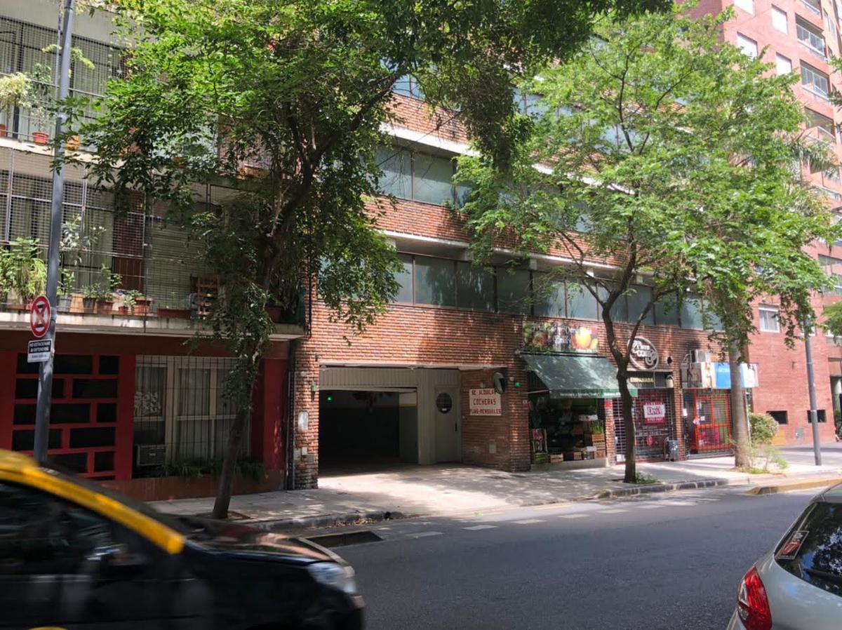 Foto Cochera en Venta en  Belgrano ,  Capital Federal  Amenabar al 1500