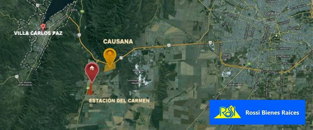 Foto Terreno en Venta en  Villa Carlos Paz,  Punilla  Causana