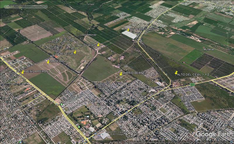 Foto Terreno en Venta en  Tafi Viejo ,  Tucumán  La Toma. Villa Carmela