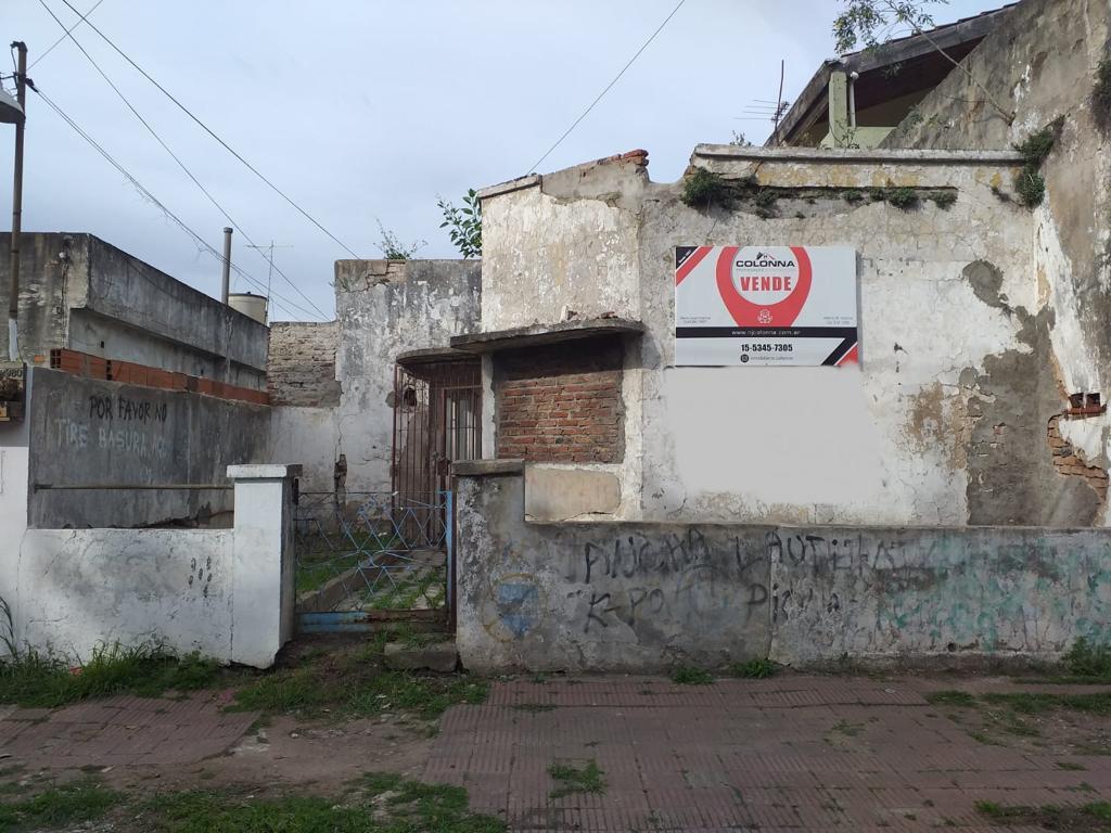 Foto Terreno en Venta en  Santos Lugares,  Tres De Febrero  Bermudez 3988