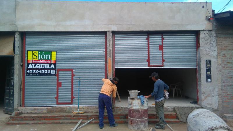Foto Local en Alquiler en  Ezeiza ,  G.B.A. Zona Sur  EMILIO MITRE 219 EZEIZA