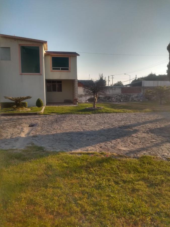 Foto Terreno en Venta en  San Andrés Cholula ,  Puebla  VENTA DE TERRENO CON CONSTRUCCION