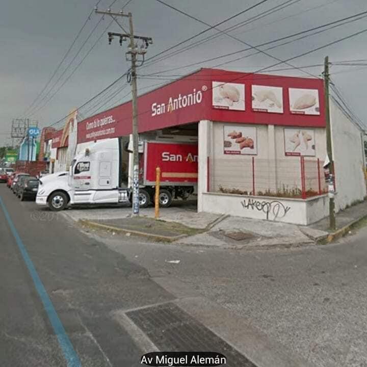 Foto Terreno en Renta en  Pedro Ignacio Mata,  Veracruz  Prolongación Miguel Alemán