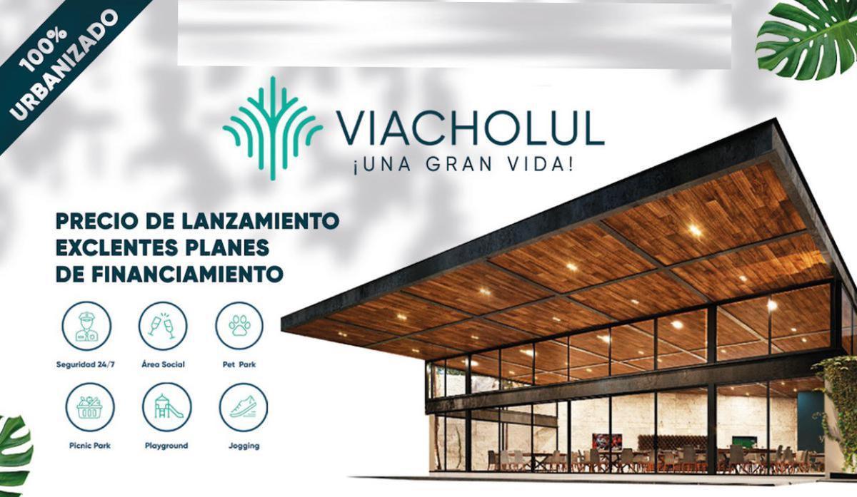 Foto Terreno en Venta en  Mérida ,  Yucatán  VENTA DE TERRENOS EN PRIVADA VIACHOLUL
