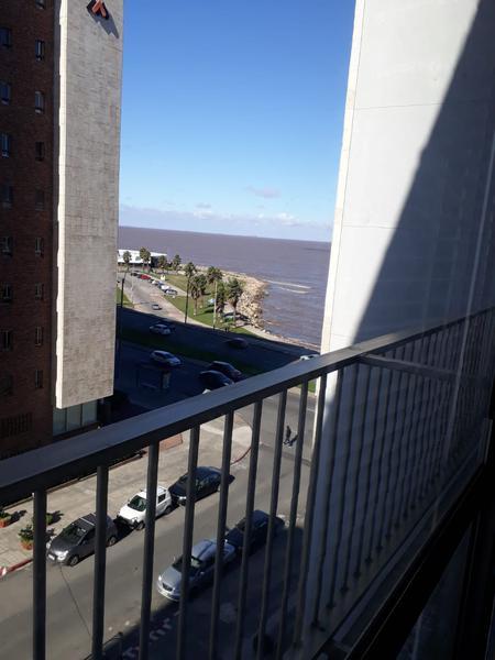 Foto Departamento en Venta en  Pocitos Nuevo ,  Montevideo  Apartemento en venta con renta