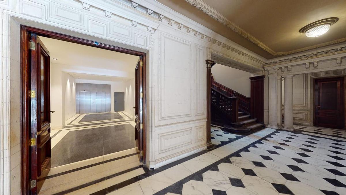 Foto Oficina en Alquiler en  Recoleta ,  Capital Federal  las heras al 1700