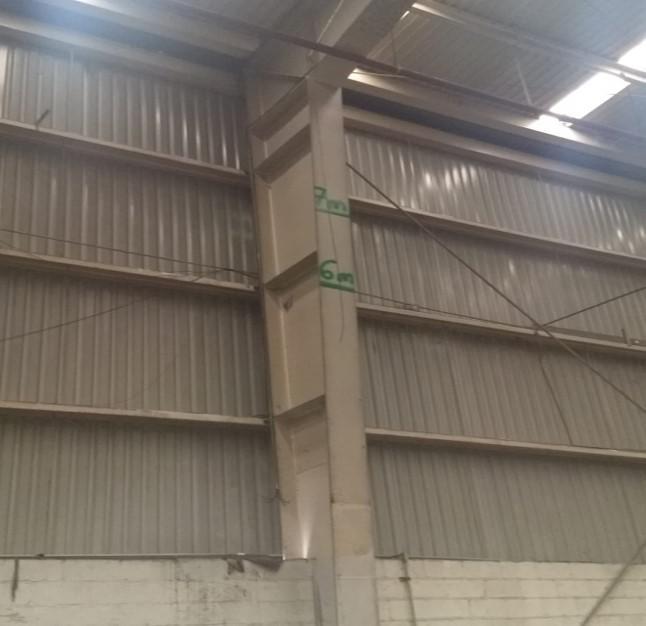 Foto Bodega Industrial en Renta en  Puebla ,  Puebla  RENTA DE BODEGA , LATERAL AUTOPISTA