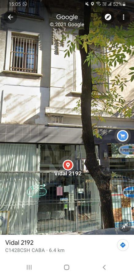 Foto Local en Alquiler en  Belgrano ,  Capital Federal  Vidal al 2100