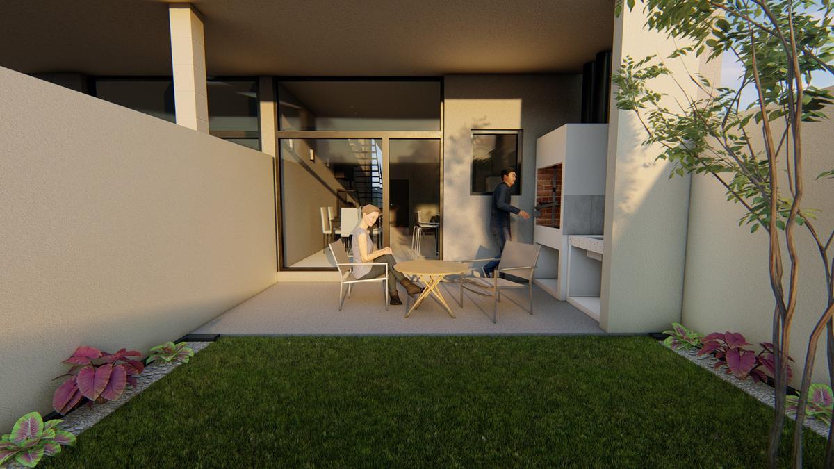 Foto Casa en Venta en  Terrazas Neuquén,  Capital   Dplx. 3 Dorm. B° Terrazas