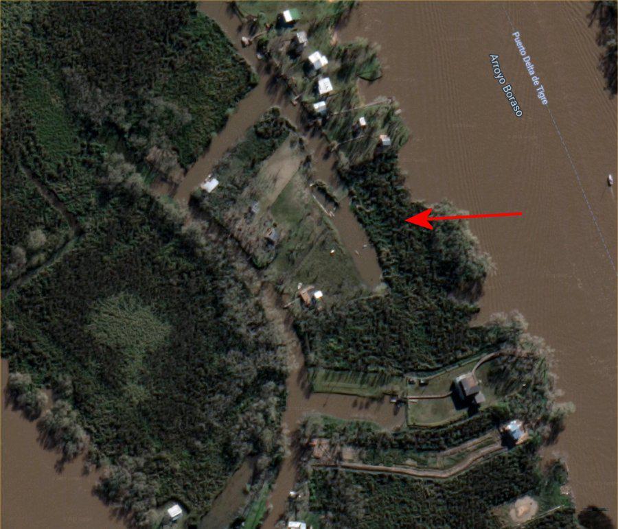 Foto Terreno en Venta en  Urion,  Zona Delta Tigre  Rio Urion