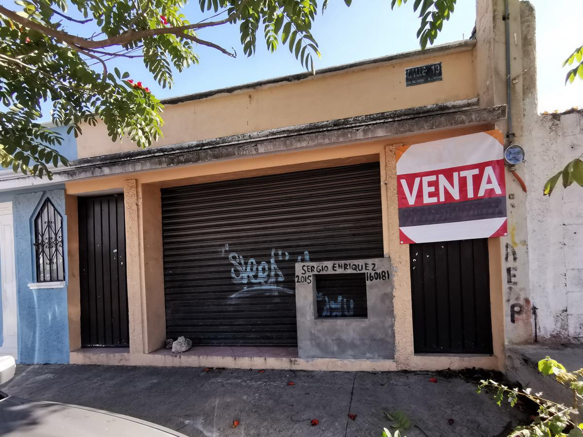 Foto Local en Venta en  Maria Luisa,  Mérida  Local / bodega en venta, cerca del Kukulkán