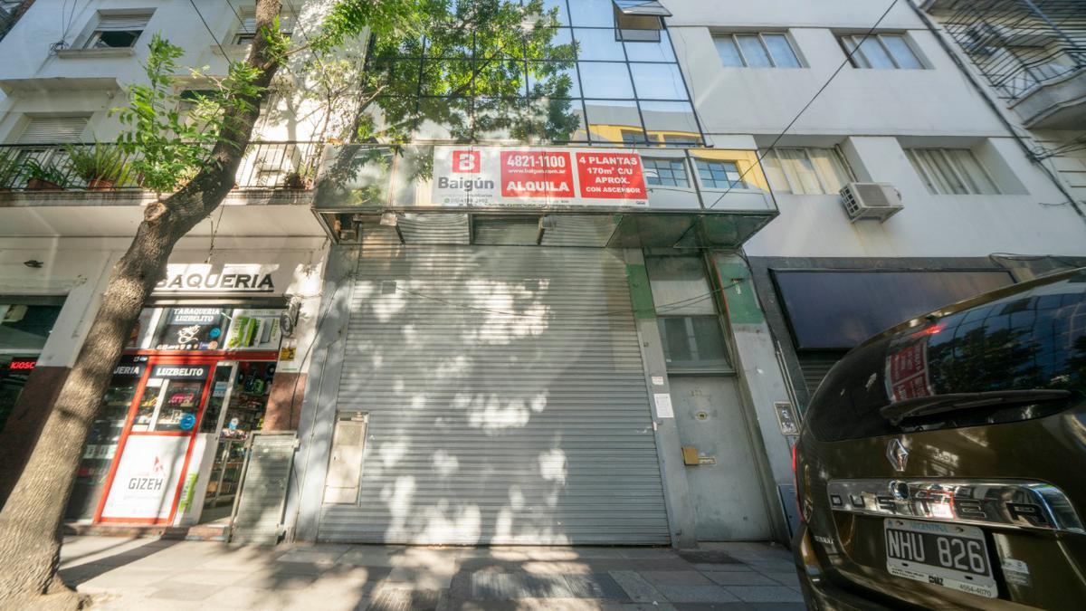 Foto Oficina en Alquiler | Venta en  Once ,  Capital Federal  Junín y Lavalle